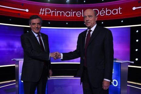 Alain Juppé François Fillon