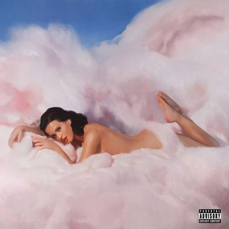 Album Katy Perry Teenage Dream-