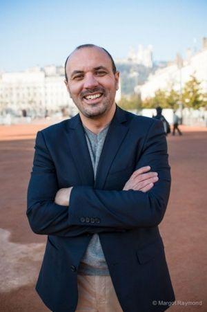 """Ali Kismoune, début août à Lyon : """"Je suis un enfant de la République et de culture musulmane. Tous les humains sont concernés par le sort des chrétiens d'Irak."""""""