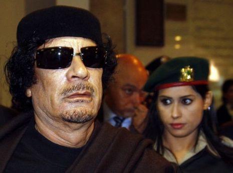 amazones kadhafi II-