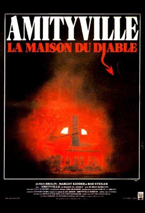 AMITYVILLE LA MAISON DU DIABLE-