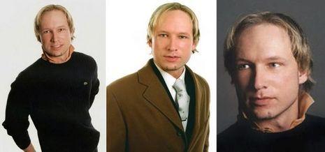 Anders Behring Breivik VISAGE-