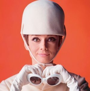 Audrey Hepburn, vedette de « Comment voler un million de dollars », 1966.