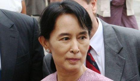 Aung San Suu Kyi -