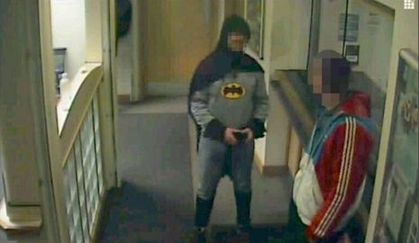 Batman anglais