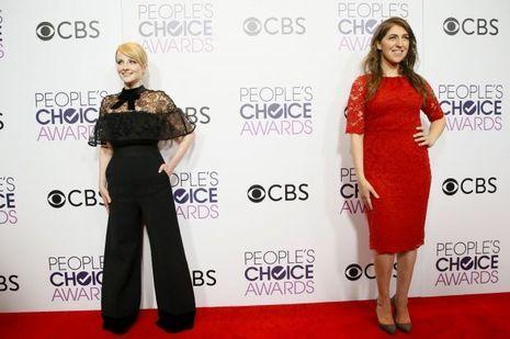 Le renouvellement de Big Bang Theory attend Amy et Bernadette