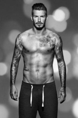 David Beckham pour sa dernière campagne avec H&M