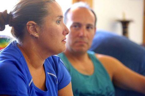 Becky et Sergio Celis