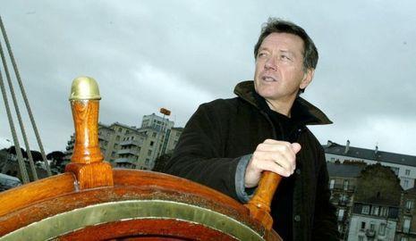 Bernard Giraudeau bateau -