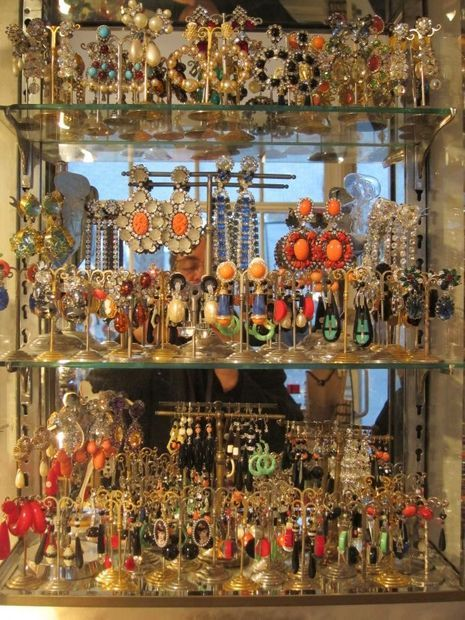 boutique bijoux reproduction ancien paris