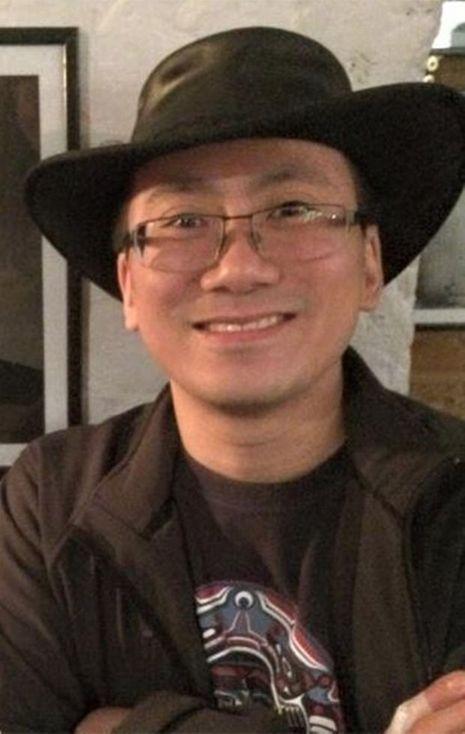 Geoff Ho, journaliste et expert en art martial.