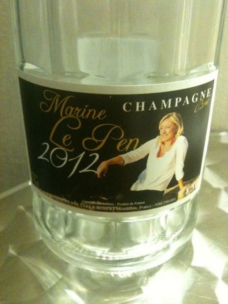 Champagne Le Pen-