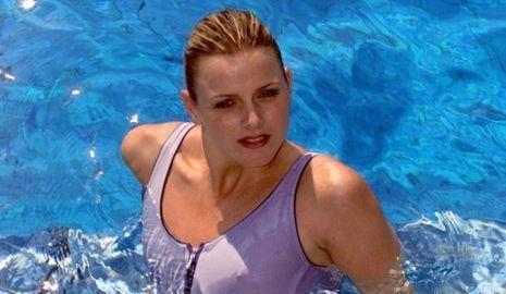 Charlene nageuse 2000-