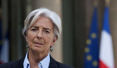 Christine Lagarde-