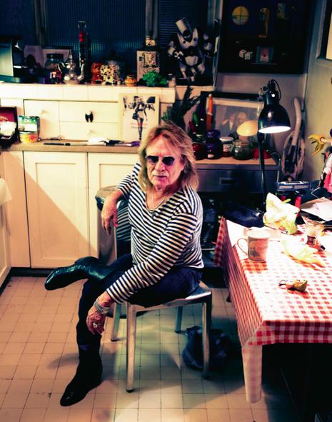 """Christophe : """"Vestiges du chaos est un album particulier, qui m'a fait souffrir"""""""
