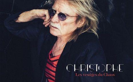 """Christophe """"Vestiges du chaos"""""""