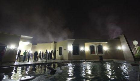 Consulat américain à Benghazi-