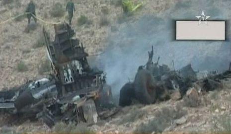 Crash Maroc C-130 Hercules-