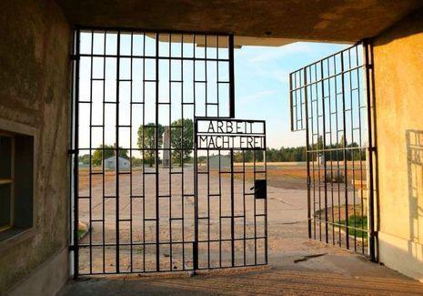 Dachau, le choc.