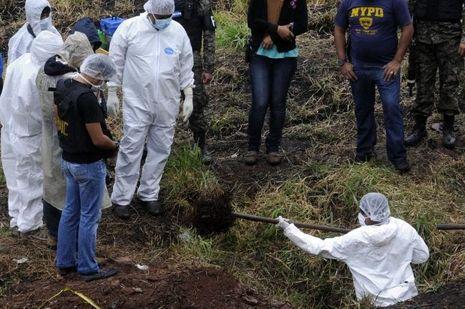 Des corps retrouvés au Honduras