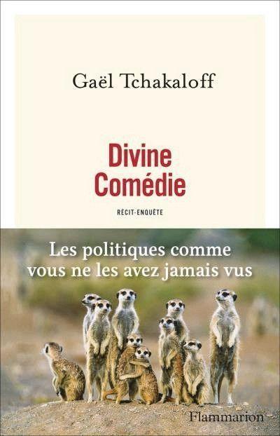 Divine comédie, Gaël Tchakaloff,