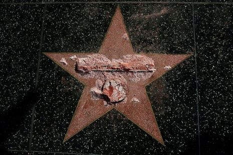 Donald-Trump-etoile