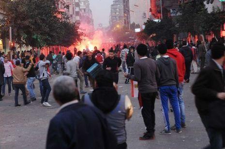 Egypte Tahrir