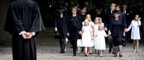 friso enterrement