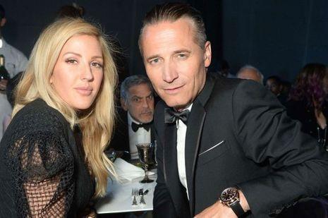 Ellie Goulding, Raynald Aeschilmann et George Clooney