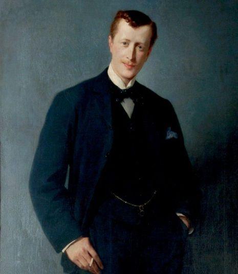 George Herbert, cinquième comte de Carnarvon,