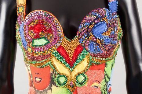 Robe Versace Marilyn