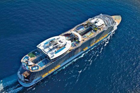 «Harmony of the Seas» Le plus grand paquebot du monde