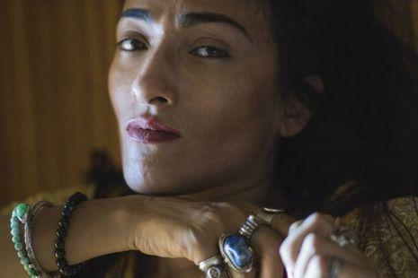 Hindi Zahra photographiée en juillet 2017 par Alessia Manti