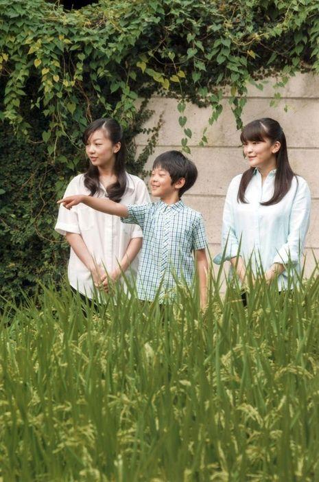 Hisahiro, Mako, Kako du Japon 10 aout 2016