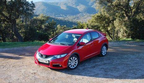 Honda Civic 1.6 i-DTEC-