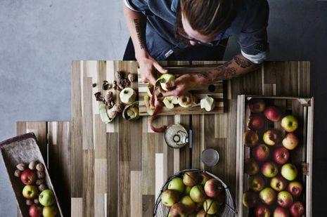 Les cuisines de Krogen au 75 rue de Turbigo sont à vous pour une soirée