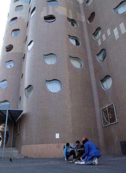 Immeuble Pablo Picasso à Nanterre-