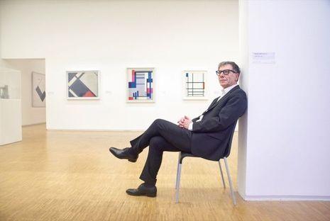 """""""Je suis fier du Centre Pompidou-Metz, mais je n'imagine pas que notre avenir soit de multiplier des filiales sur le territoire national."""""""