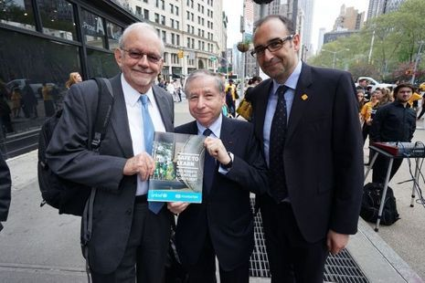 Jean Todt à New York