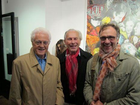 Jospin, Cl. cabannes, Rodolphe Bosselut (Nadji)-