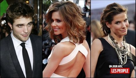 JP 04 06 2010 Robert Pattinson, Cheryl Cole, Sandra Bullock-