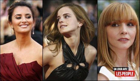 JP 16 03 2010 Penelope Cruz Emma Watson Clotilde Courau-