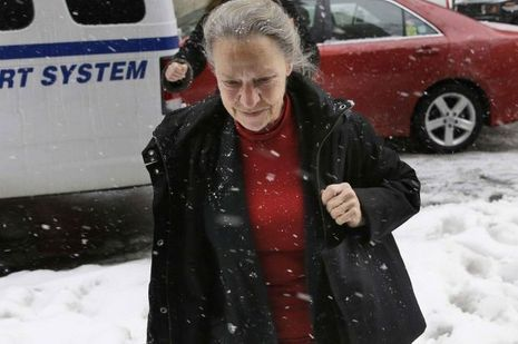 Julie Patz, la mère d'Etan