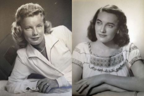 Martha Williams et Jean Haley.