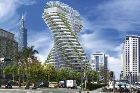 l'Agora Garden à Taïwan