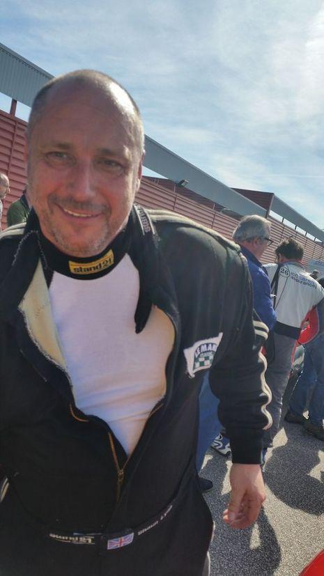 L'Anglais Shaun Lynn, vainqueur du circuit de Bresse