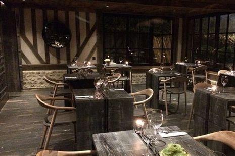 « La Boucane », le bistrot gourmand de la célèbre Ferme St Siméon où vécurent les maitres de la peinture Impressionniste.