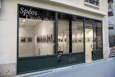 La galerie Sépos inaugurée en 2009.