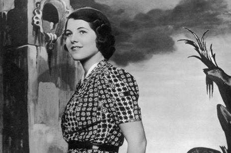Rosemary Kennedy en 1938.