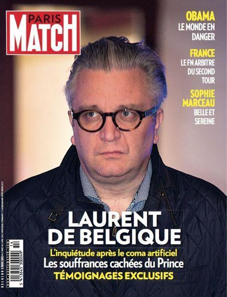 laurent match belgique